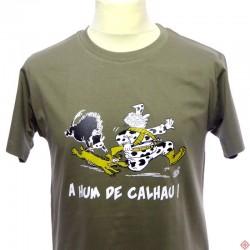 T-shirt homme A hum de calhau !
