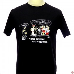 T-shirt homme Cheese