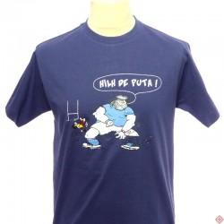 T-shirt homme Hilh de puta