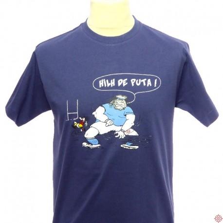 T-shirt Hilh de puta