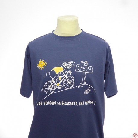 T-shirt homme Bicyclette