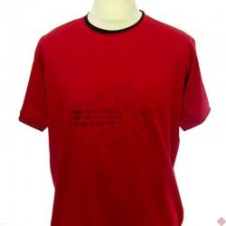 T-shirt homme en occitan Mas perqué m'an pas dit