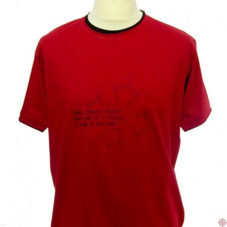 T-shirt homme Perqué m'an pas dit