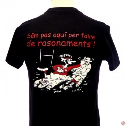 T-shirt homme Rasonaments