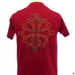 T-shirt homme  en occitan Se Canta