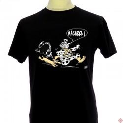 T-shirt homme occitan humoristique Chasse