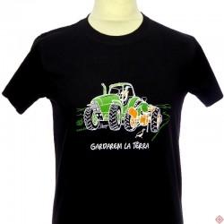 T-shirt homme occitan Tracteur
