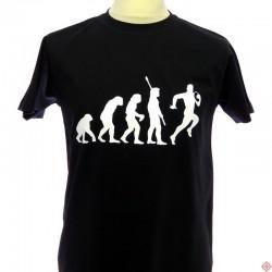 T-shirt homme humour occitan Évolution rugby