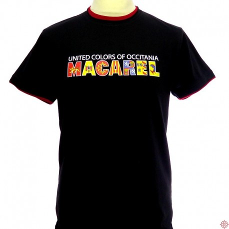 T-shirt humoristique occitania United color occitanie
