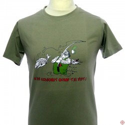 T-shirt homme Pescaire