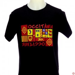 T-shirt homme Occitània / Occitanie