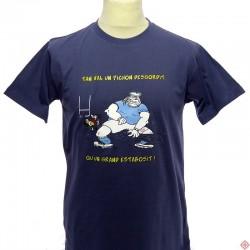 T-shirt homme Humour occitan Pichon desgordit