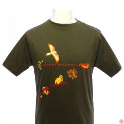 T-shirt homme en occitan Valadas