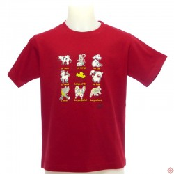 T-shirt enfant Animals