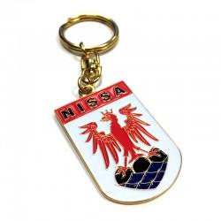 Porte-clés blason Nice