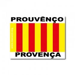 Autocollant Prouvènço - Provença