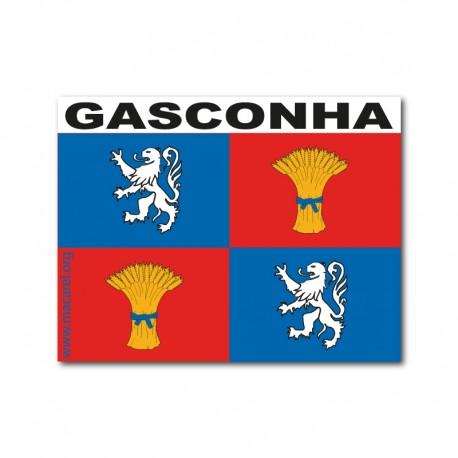 Autocollant Gasconha