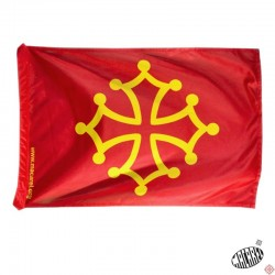 drapeau occitan 120x180