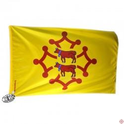 drapeau Bearn à croix
