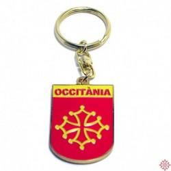 Porte-clefs blason Occitània