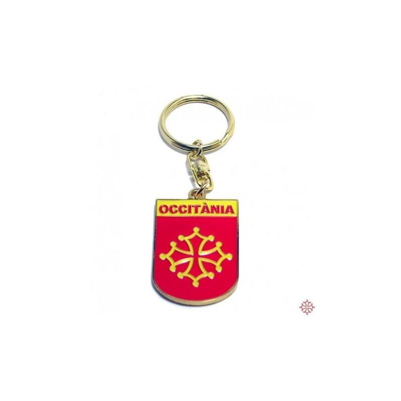 Porte-clefs blason Occitània 3a45971561c