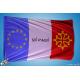 drapeau français Soi d'aqui