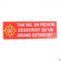 magnet Pichon desgordit