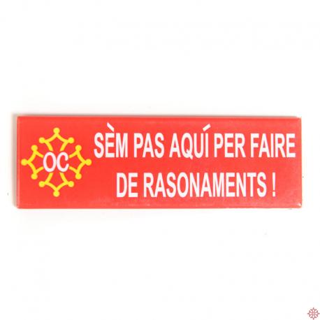 magnet Rasonaments