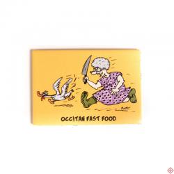 magnet occitan fast food