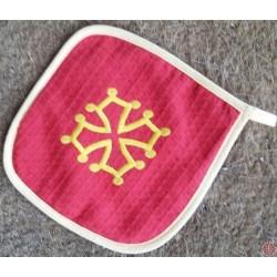 manique croix occitane