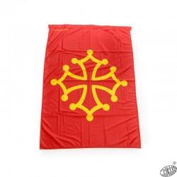 drapeau occitan 20x30