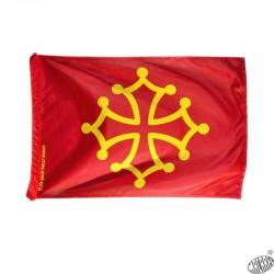 drapeau occitan 40x60