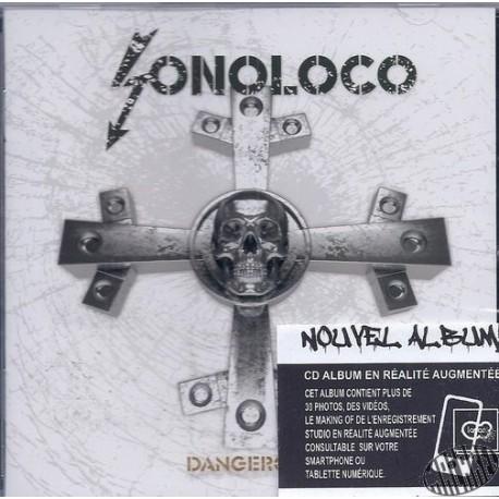 CD Sonoloco - Dangerosa