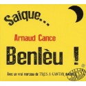 CD Arnaud Cance - Saique... Benlèu !