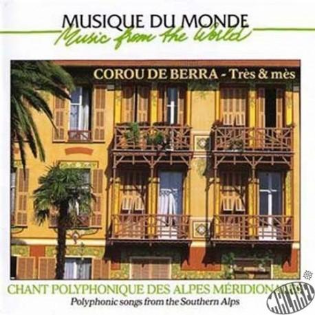 """CD Corou de Berra """"Très & Mès"""""""