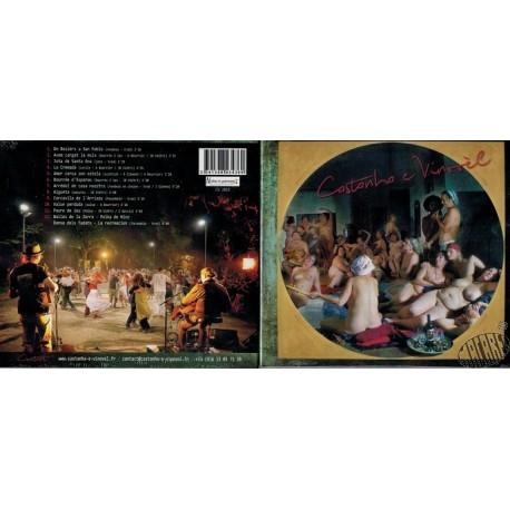 CD Castanha e Vinovèl