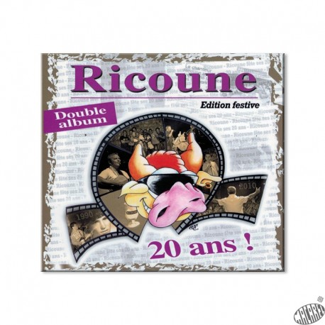 CD Ricoune - 20 ans !