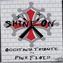 """Shine on"" Occitania tribute to Pink Floyd"