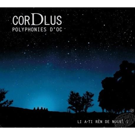 CD Cor D Lus - Li a-ti rèn de nouvè ?