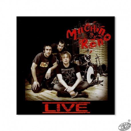 CD Machino & Reno - Live