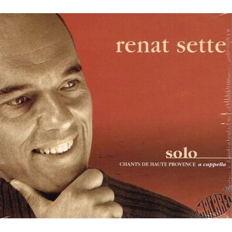 """R.Sette """"Chants de Haute Provence"""""""