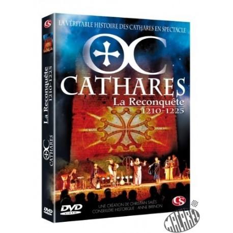 DVD Òc Cathares - La Reconquête 1210-1225