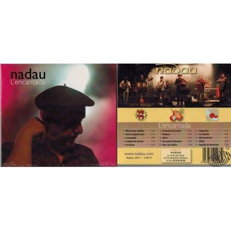 """CD Nadau """"L'encantada"""""""