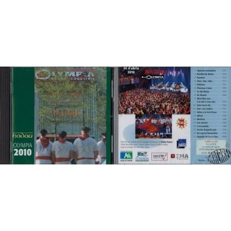 Cd Nadau Olympia 2010