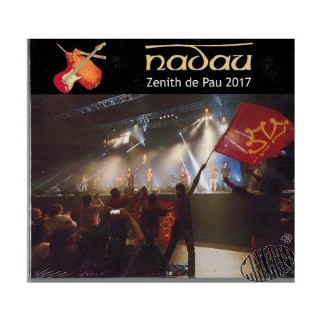 CD Nadau Zénith de Pau 2017