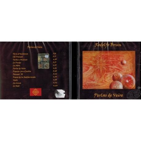 """CD Rodolfo Brun """"Perlas de veire"""""""