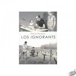 """BD Etienne Davodeau """" Los ignorants"""""""