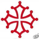 croix fer thermo-laquée 30cm