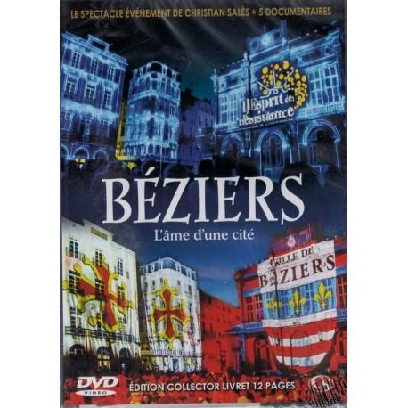 dvd Béziers L'âme d'une cité