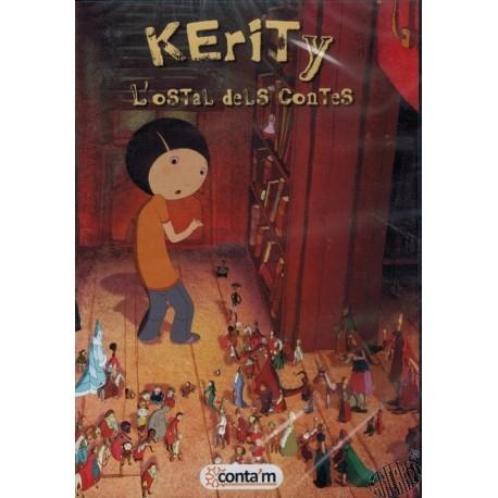 dvd Kerity L'ostal dels contes